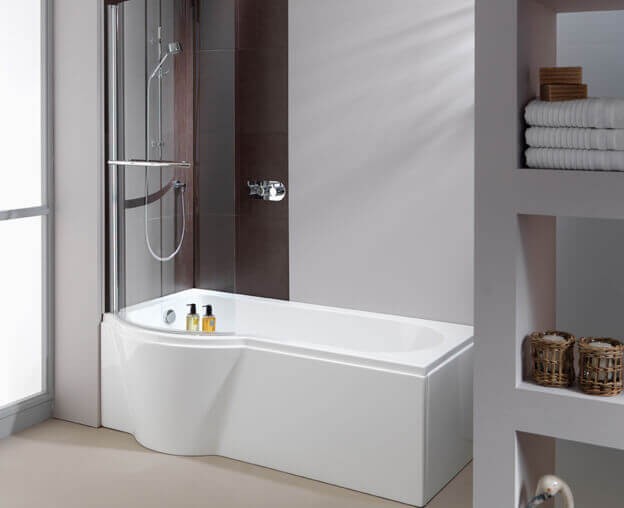 For well designed modern bathrooms think pura uk for Well designed bathrooms