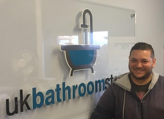 UK Bathroom Store's Marc