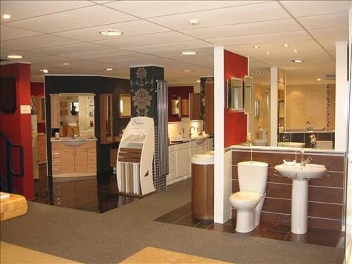 UK Bathroom Store Showroom